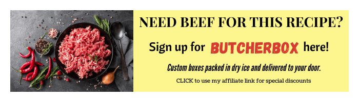 BUTCHER BOX PROMO BOX