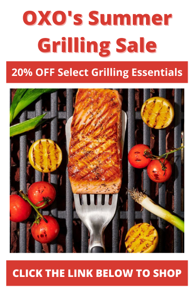 OXO SUMMER GRILLING SALE PROMO