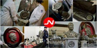 Incautan 75 Reliquias de la Alemania Nazi en Argentina