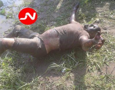 Como NN o CNI permanece cuerpo de hombre hallado con signos de tortura en río Magdalena a la altura del municipio de Cicuco