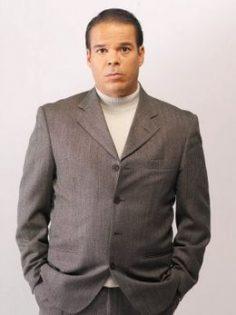 Juan Carlos Arango, actor de televisión colombiano.
