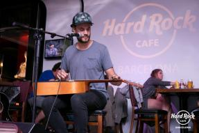 Hard Rock Cafe- La Cupula Music Live