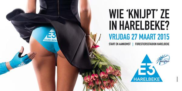 Ciclismo femenino - Harelbeke JoanSeguidor