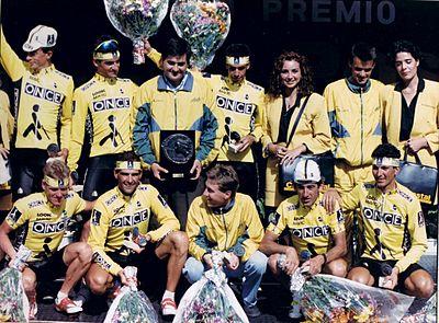 ONCE ciclismo JoanSeguidor