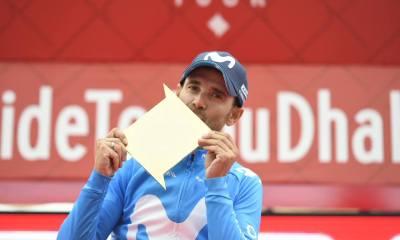 Alejandro Valverde Abu Dhabi JoanSeguidor