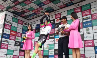 Ciclismo colombiano Ribogerto Uran JoanSeguidor