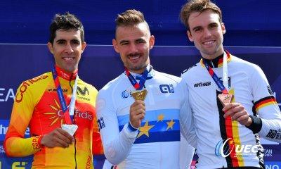 Europeo ciclismo seleccion español JoanSeguidor