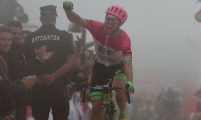 La Vuelta- Michael Woods JoanSeguidor
