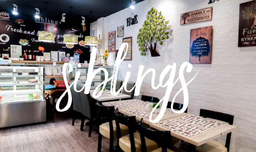Siblings Restaurant and Cafe: Dagupan City