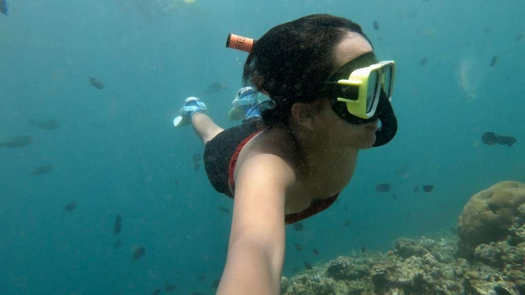 freediving in Batangas