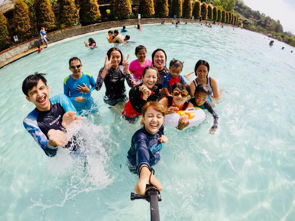 Pugad Adventure swimming pool