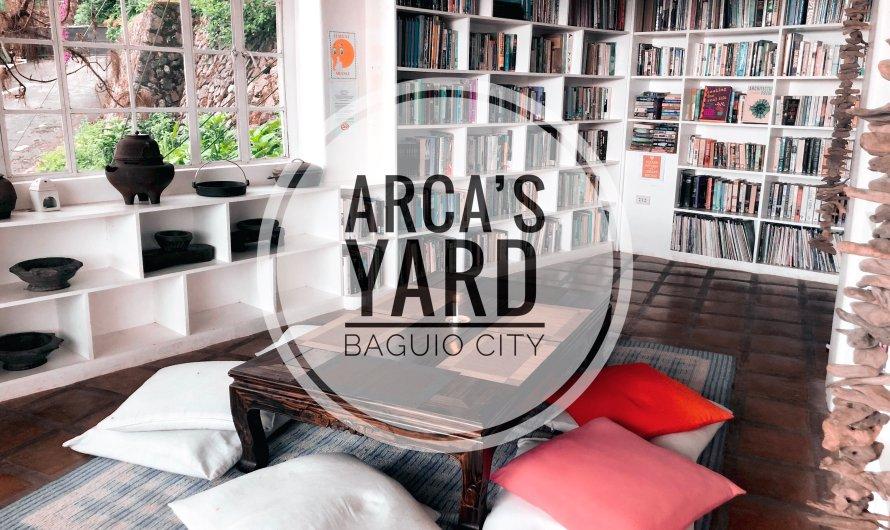 Arca's Yard: Romantic restaurant in Baguio City