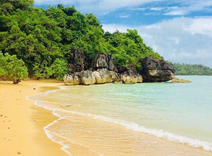CARAMOAN ISLAND, PHILIPPINES