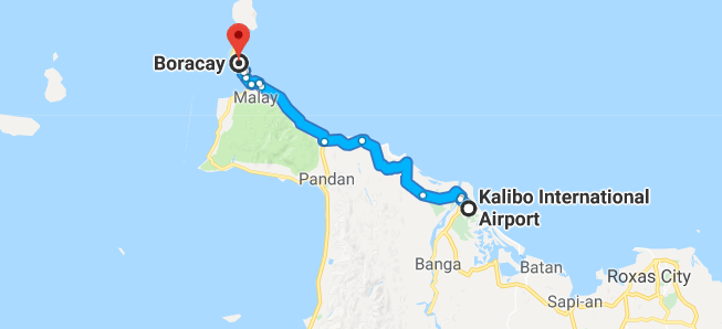 kalibo to boracay island