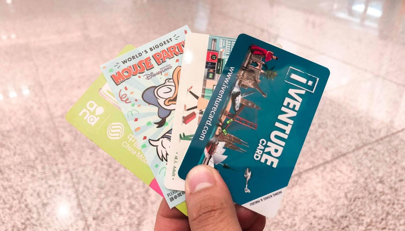 Hong Kong iVenture card
