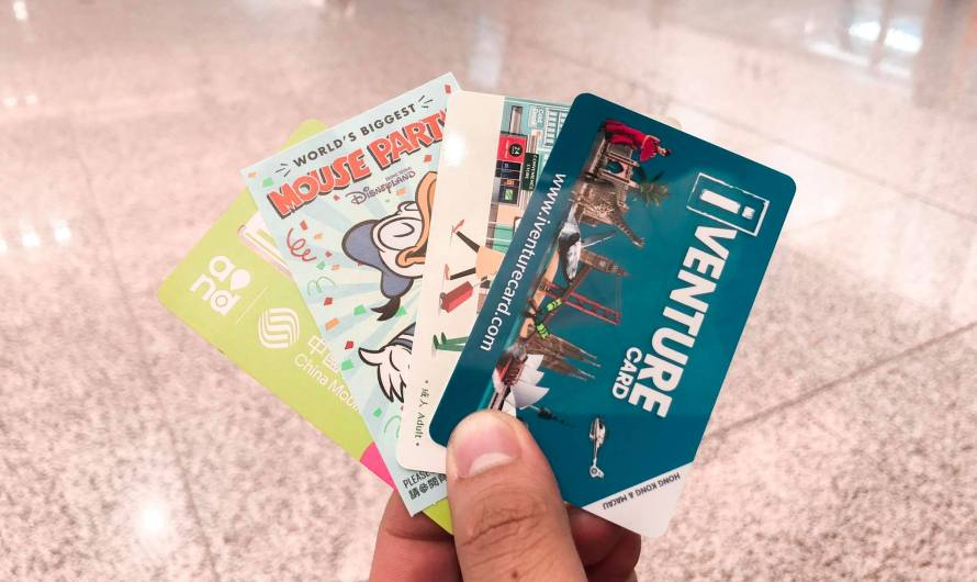 Hong Kong & Macau iVenture Card with Klook – How to use