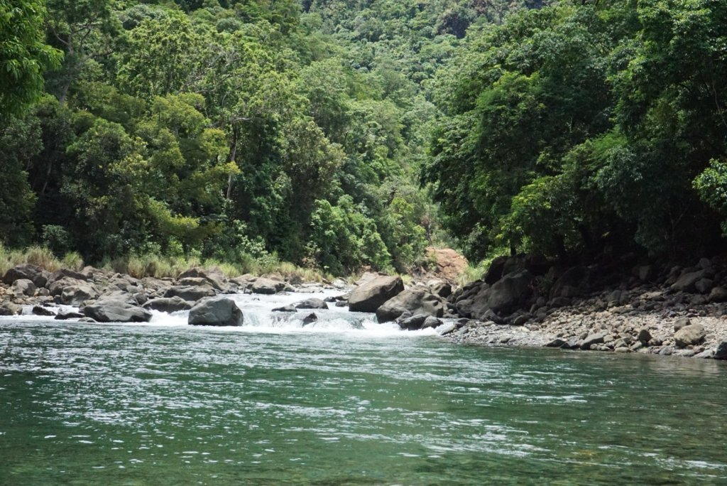 Cantingas River Sibuyan Island