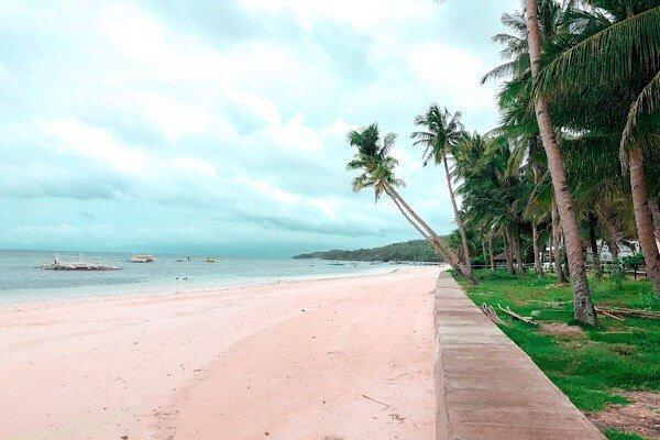 Hambil beach