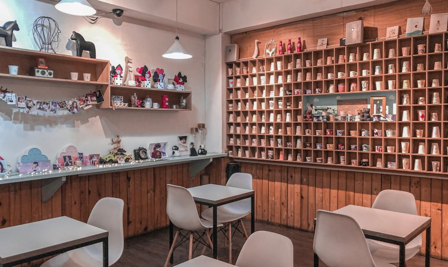 Noriter Cafe: A Stylish Chill-Hub in Taft