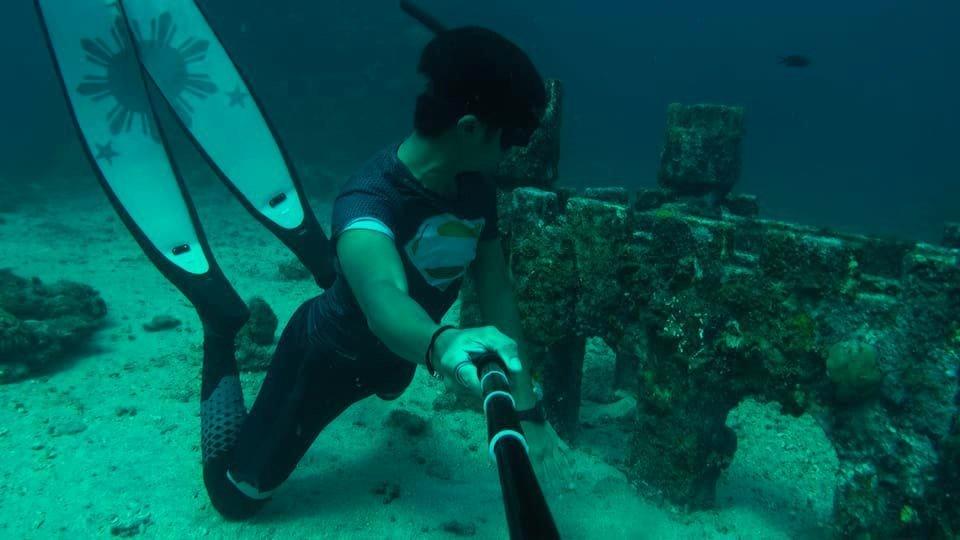 Dive Sites in Batangas