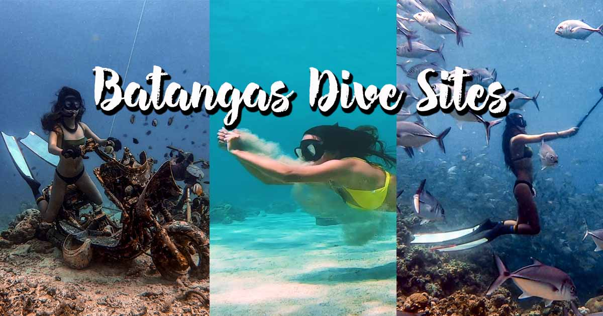 Dive Sites in Batangas