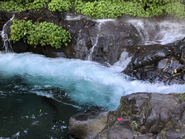 Asik-Asik Falls DIY
