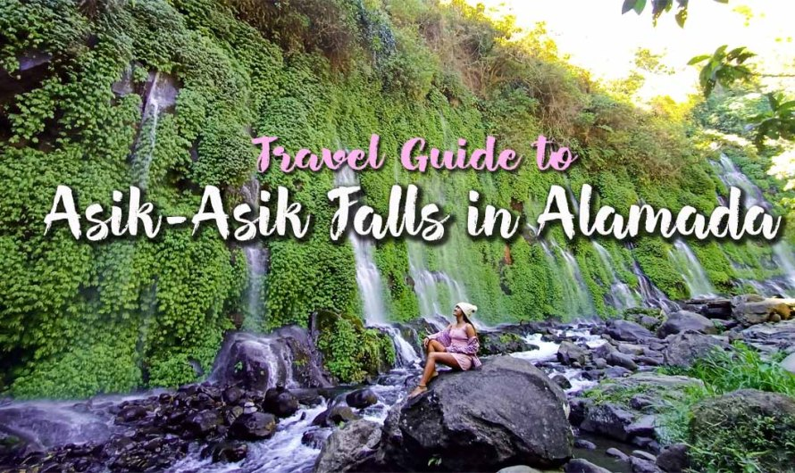 DIY Travel Guide to Asik-Asik Falls in Alamada, Cotabato