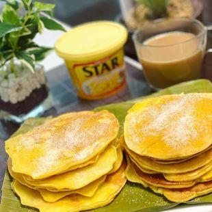 pinoy style pancakes