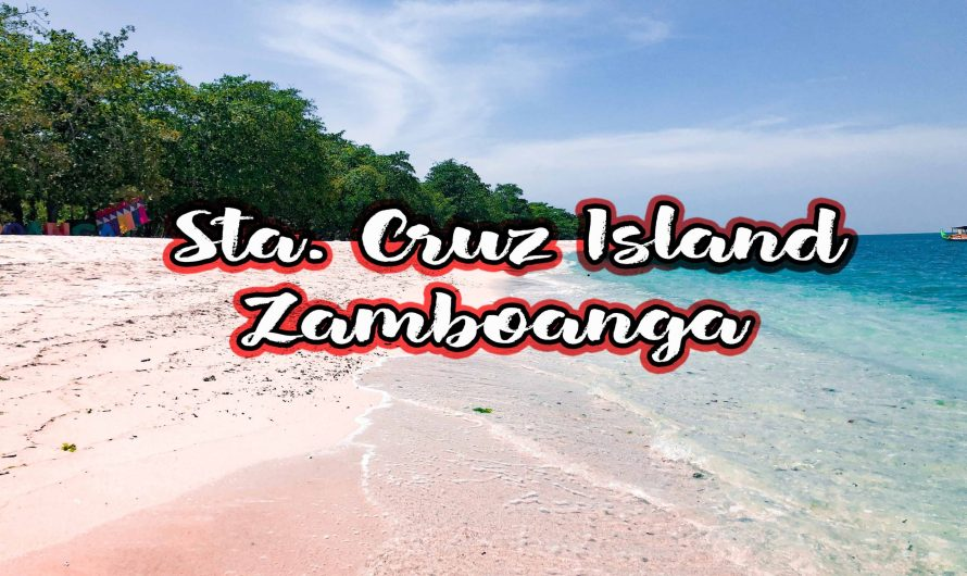 Sta Cruz Island: Zamboanga's Pink Sand Beach (DIY Travel Guide 2020)