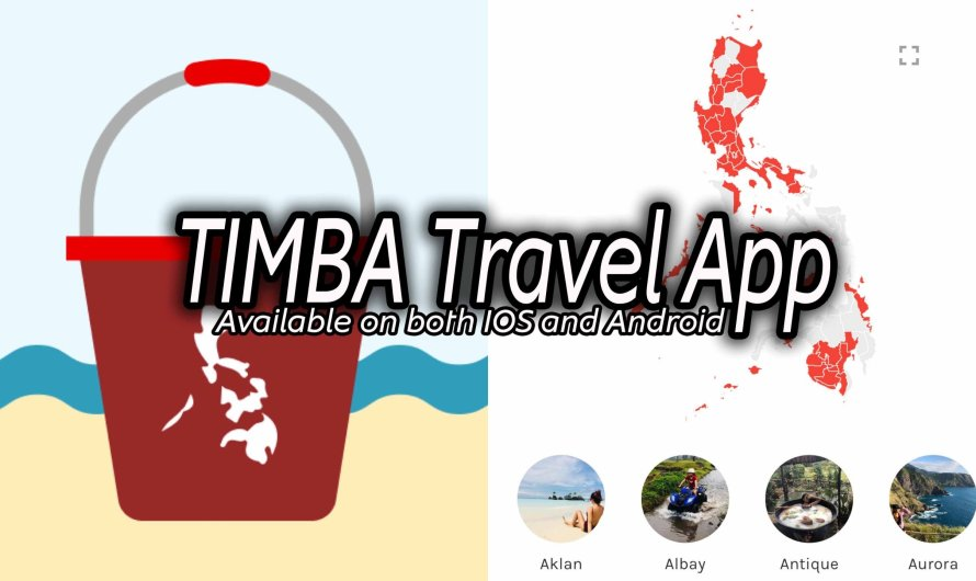 TIMBA Philippine Bucket List – 2020 Hottest Travel App (81 Provinces of the Philippines!)