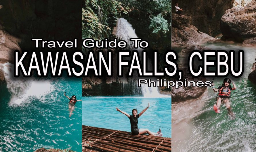 Travel Guide to Kawasan Falls in Cebu: DIY 2020 Budget & Itinerary