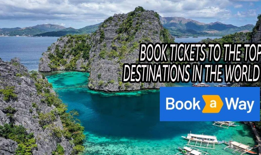 Travel To The World's Best Locations Via Train, Bus and Ferry With BOOKAWAY.COM! Cheap Fares & Tickets