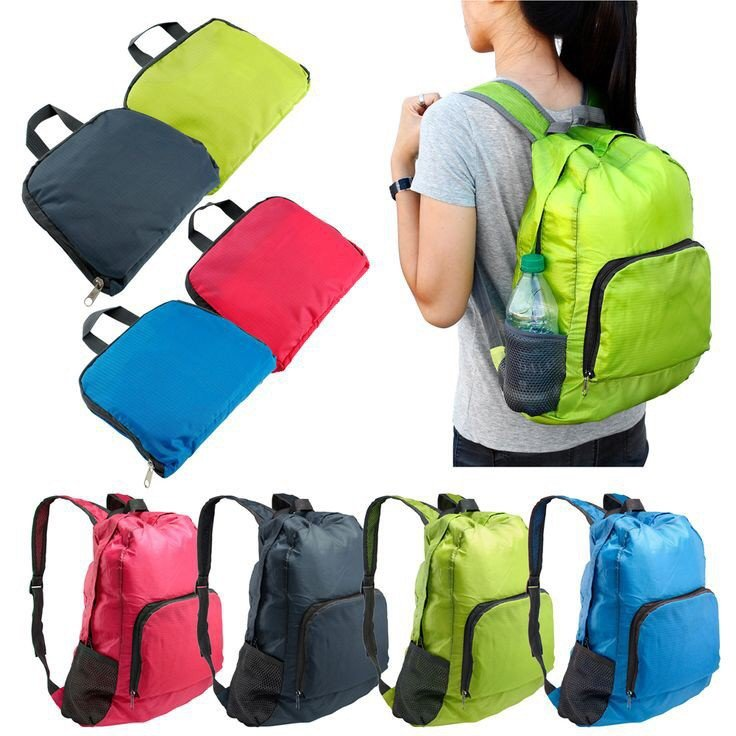 foldable water proof backpack