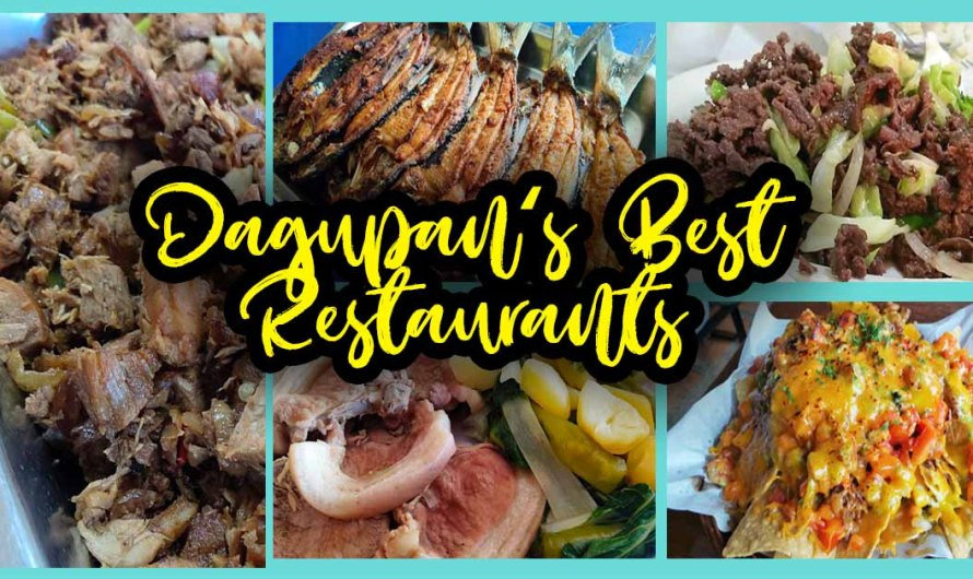 Best Restaurants in Dagupan City, Pangasinan: A Food Blogger's Choice!