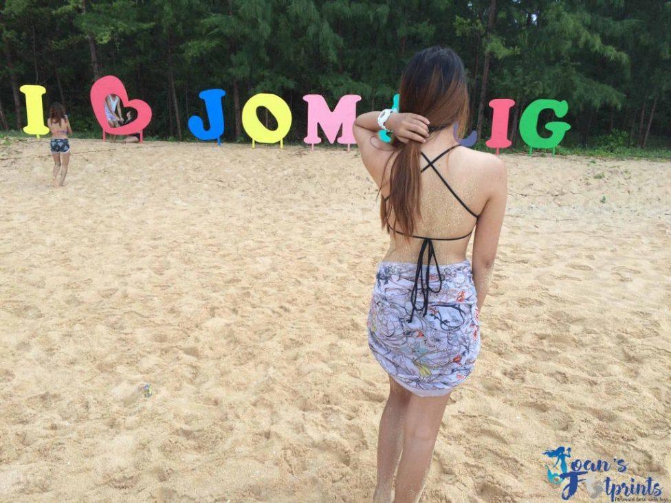 Jomalig Island DIY