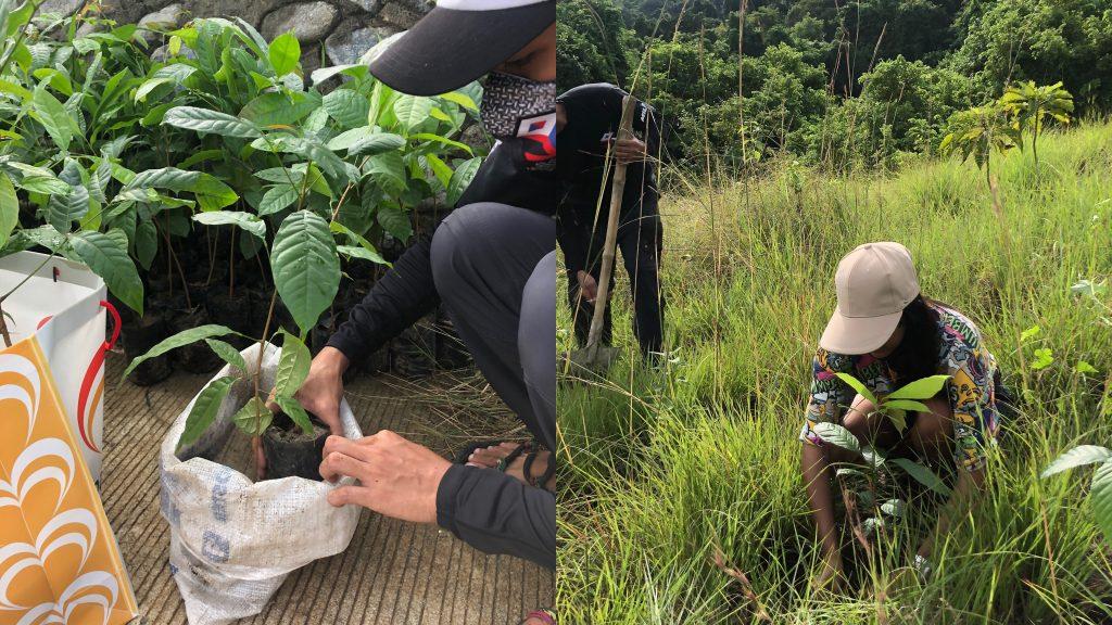 Daang Kalikasan Tree Planting
