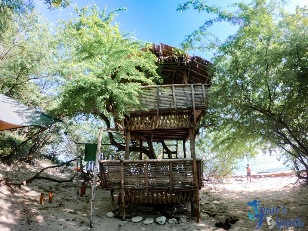 Collibra Island tree house