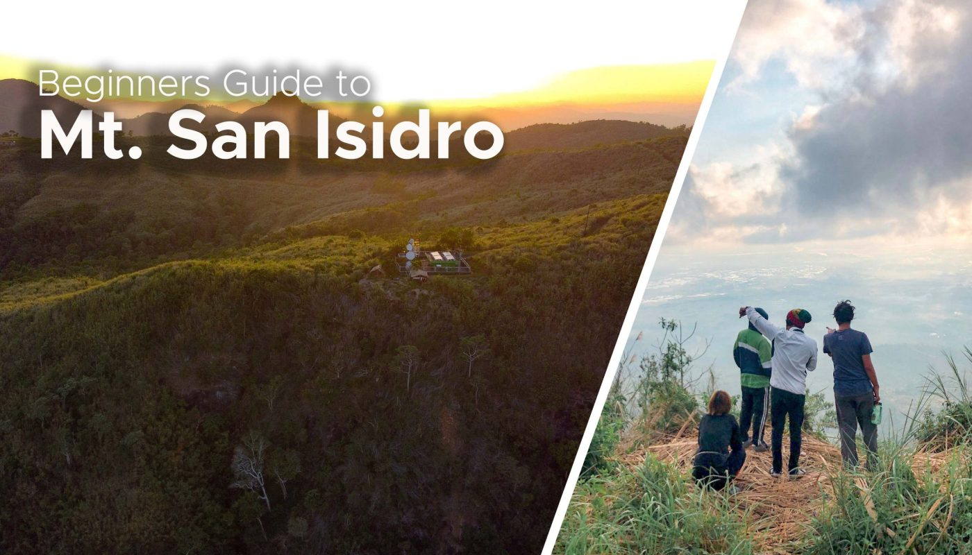 Guide to Mt San Isidro