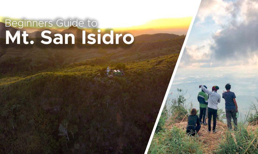 Beginners Guide to Mt San Isidro, Labrador Pangasinan (2021)