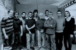 Nonitz featuring Lee Konitz - Estudis Laietana, Barcelona (Catalonia) 10.11.10
