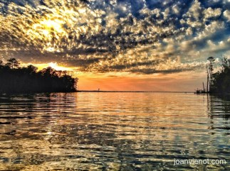 Photograph, Tucker Bayou, Point Washington, FL, Joan Vienot