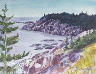 Western Head, Isle au Haut, Maine