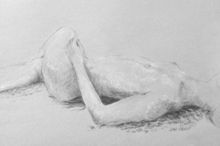Female Reclining with a Twist