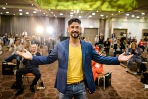 João Heep ruft zum Mut zu Neuem auf