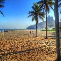 Ipanema Beach, Rio de Janeiro Brazil