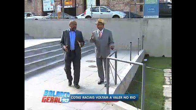 Cotas raciais voltam a valer no Rio de Janeiro