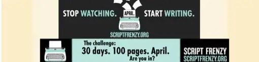 Vem aí mais um ScriptFrenzy
