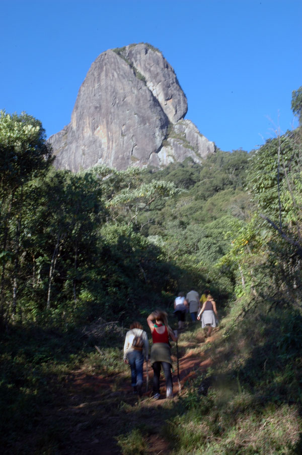 A Pedra do Baú