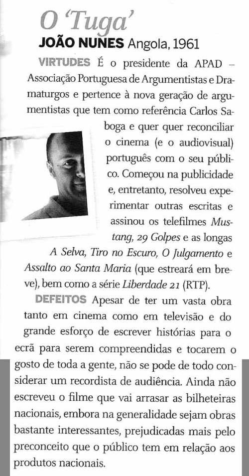 artigo da revista Premiere