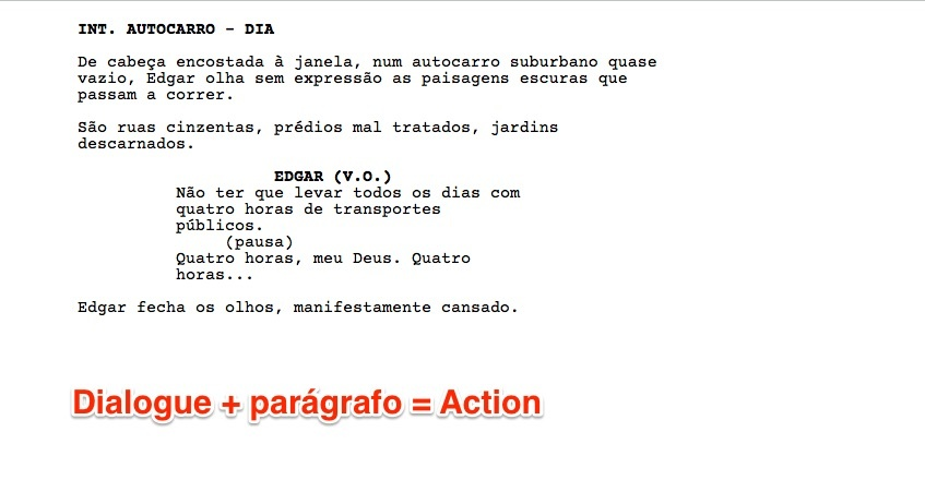 De Dialogue para Action